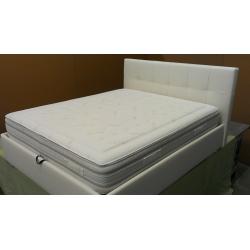 Materasso Confort Memory 1600 molle-sfoderabile