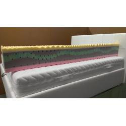 Materasso Fisioforma ondamemory firm-sfoderabile